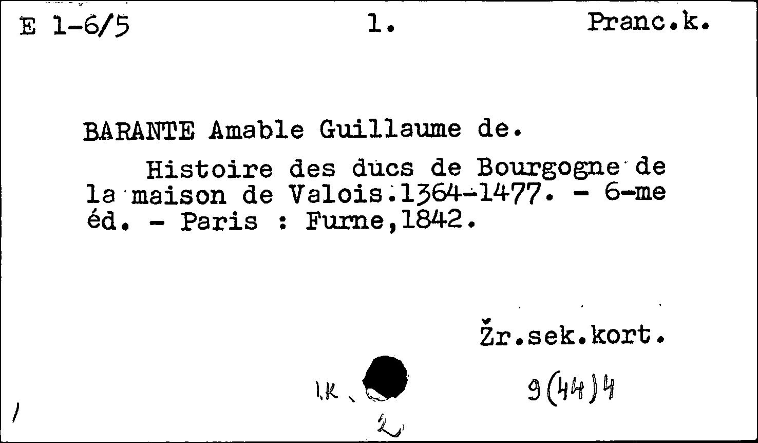 kort over bourgogne